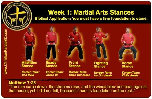 Karate Week 1