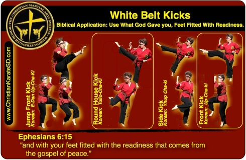 Karate Week 3